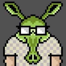 Adam the 32bit Aardvark