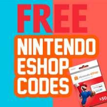 Free-Nintendo-Eshop-Codes-Online's avatar